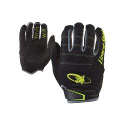 Rękawiczki LIZARDSKINS MONITOR AM długi palec jet blackżółte neon roz. XL 11 NEW