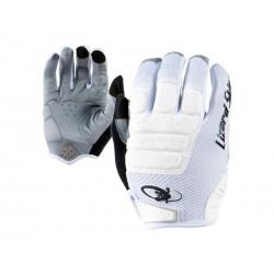 Rękawiczki LIZARDSKINS MONITOR HD długi palec białe alpine white roz. S 8 NEW