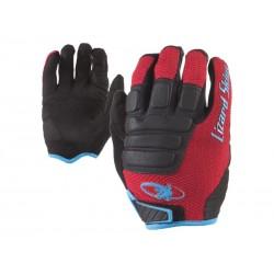 Rękawiczki LIZARDSKINS MONITOR HD długi palec crimsonjet black roz. S 8 NEW