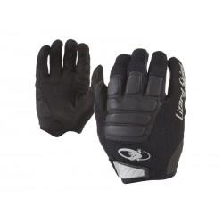 Rękawiczki LIZARDSKINS MONITOR HD długi palec czarne jet black roz. XXL 12 NEW