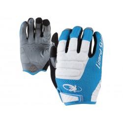 Rękawiczki LIZARDSKINS MONITOR HD długi palec niebiieskie electric blue roz. S 8 NEW