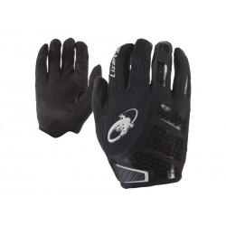Rękawiczki LIZARDSKINS MONITOR SL długi palec czarne jet black roz. S 8 NEW