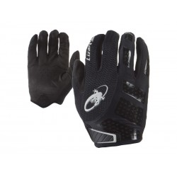 Rękawiczki LIZARDSKINS MONITOR SL długi palec czarne jet black roz.M 9 NEW
