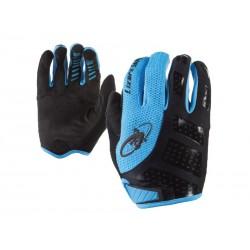 Rękawiczki LIZARDSKINS MONITOR SL długi palec jet blackelectrical blue roz. XXL 12 NEW