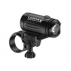 Lampka przednia LEZYNE LED MINI DRIVE XL 250 lumenów, usb czarna