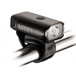 Lampka przednia LEZYNE HECTO DRIVE 300XL 300 lumenów, usb czarna