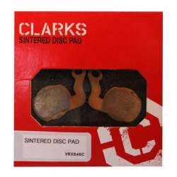 Okładziny hamulcowe CLARK'S MAGURA All Martas 2009, All Louise 2007, Julie HP metaliczne spiekane